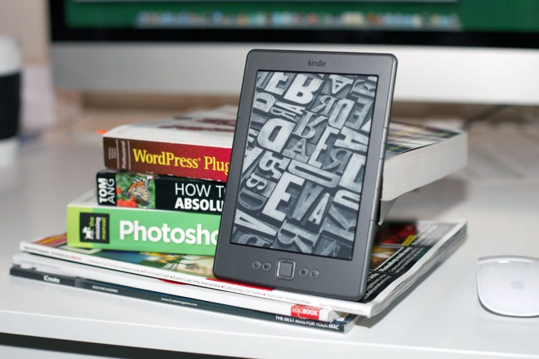 Kindle or a Book: What Will You Choose?