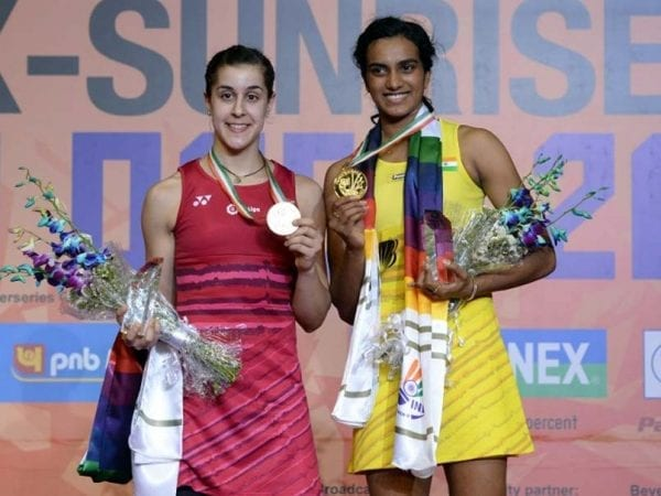 Sindhu avenges the Olympic Gold: Indian Open 2017