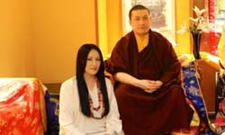 Monk Marries His Childhood Friend From Bhutan- Relationship Goals? 5