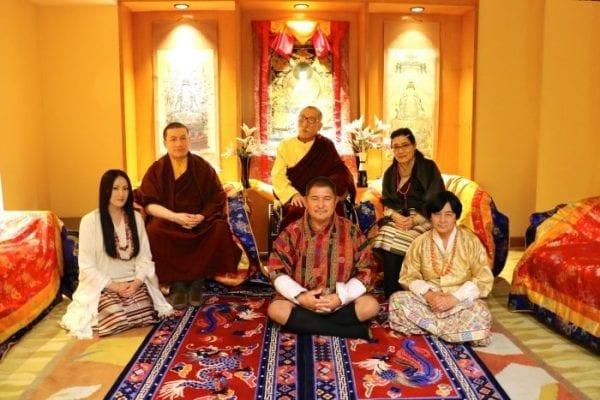 Monk Marries His Childhood Friend From Bhutan- Relationship Goals?