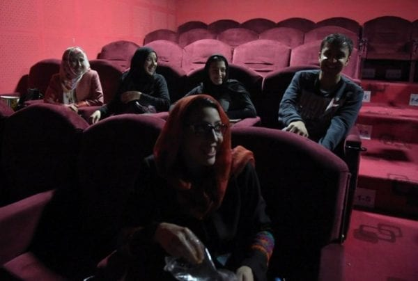 Galaxy Family Cinema: A Ray of Light in the Darkness of Oppression 1