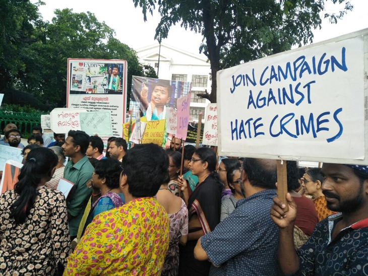 Opinion: How Right Wing Channels Reported the #NotInMyName Campaign notinmyname