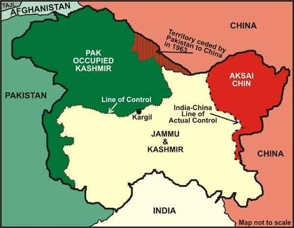 Things We Should Know About Pak-Occupied Kashmir 1