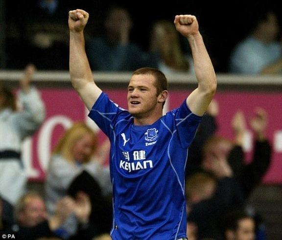 Rooney Returns To His Boyhood Club; Lukaku Moves To United 19