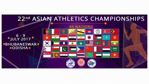 India Opens With A Bang In The 22nd Asian Athletics Championships 64