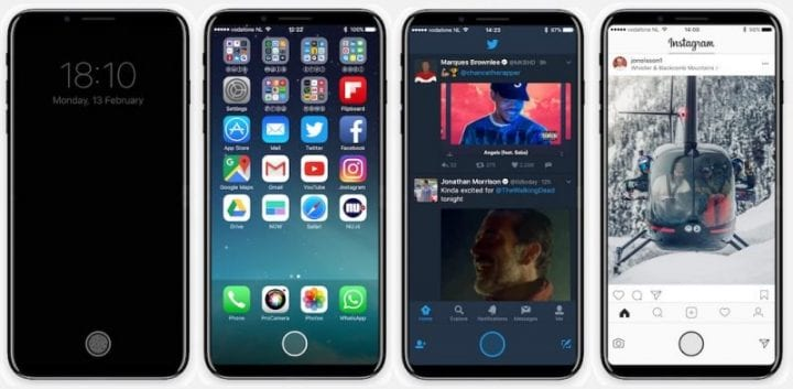 Massive iPhone 8 leaks: Coolest Features You Didn't Know About iphone