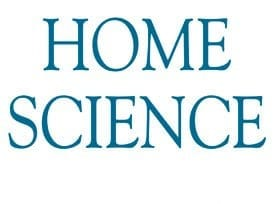 Home Science: What's Not Cooking home