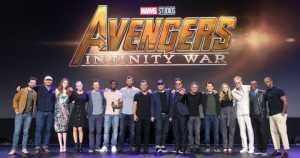 Superheroes Come Together At D23 Expo As Marvel Releases First Look Of Avengers: Infinity War 5