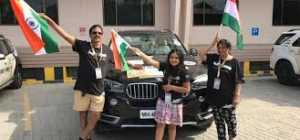Indian Couple Covers 19 Countries In A 72-Day Road Trip 5