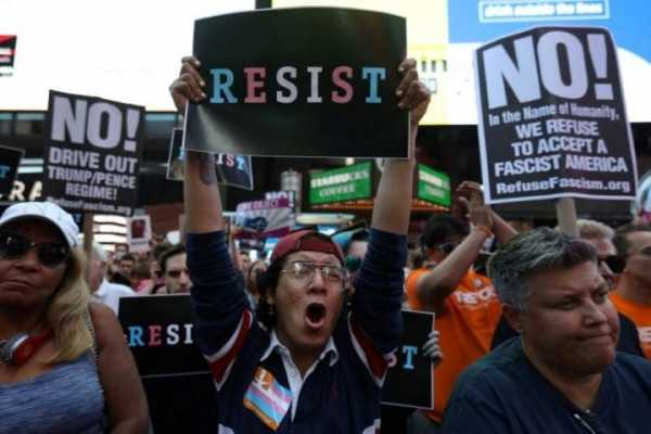 Trump Restricts Transgender People From Serving In US military 10