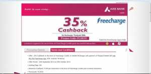 Axis Bank Obtains Freecharge For Rs 385 Crore 2