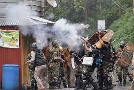 Hills Burning-Hostility In Darjeeling Continues 6