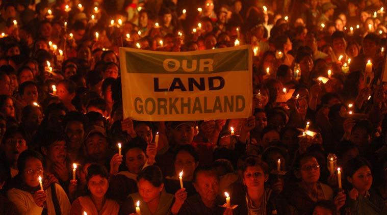 Hills Burning-Hostility In Darjeeling Continues Darjeeling