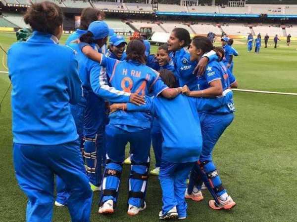 India Defeats Australia To Enter Women's Cricket World Cup Final 29