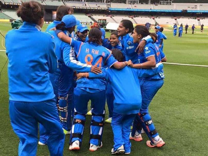 India Defeats Australia To Enter Women's Cricket World Cup Final cricket