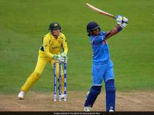 India Defeats Australia To Enter Women's Cricket World Cup Final 6