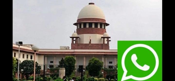 Supreme Court Verdict On WhatsApp Privacy Policy privacy