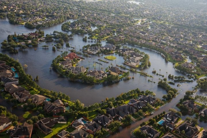 Texas Flooded, US Government Continues Rescue Operation 10