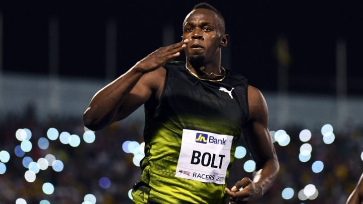 Legendary Sprinter Usain Bolt Calls It A Day usain bolt