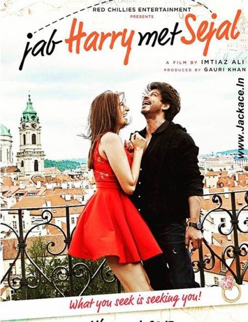 Jab Harry Met Sejal : Despite Weak Story, SRK and Anushka Work Their Magic jab harry met sejal