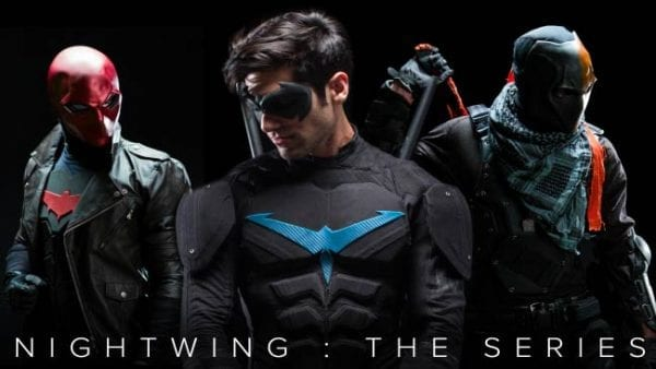 Night Wing: The Fan-Made Batman Spin-off You Should Watch ASAP nightwing