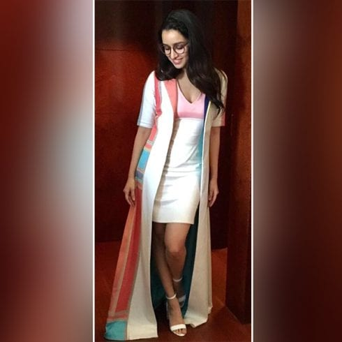 Shraddha Kapoor Launches New Collection Of Vogue Eyewear 3