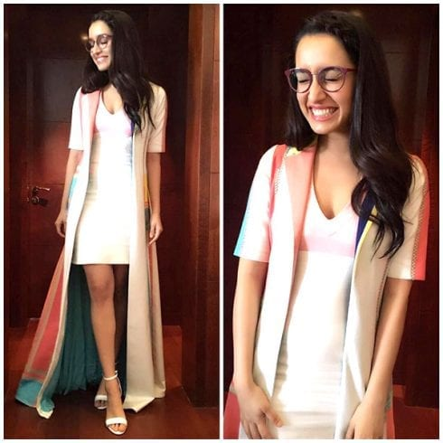 Shraddha Kapoor Launches New Collection Of Vogue Eyewear 2