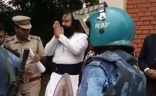 Self-Styled Godman Baba Ram Rahim Sentenced To 20 Years Of Jail 3