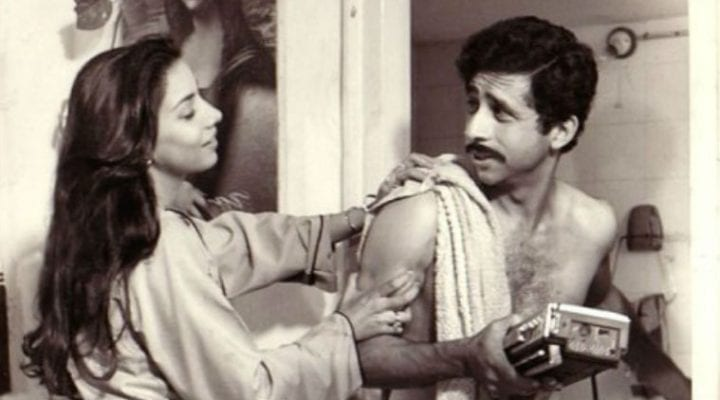 Naseeruddin Shah And Shabana Azmi Staaring Libaas To Release After 29 years libaas