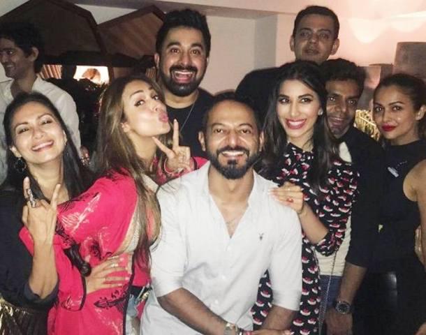 Neha Dhupia Turns 37, Karan Johar Throws Her A Grand Birthday Bash 5