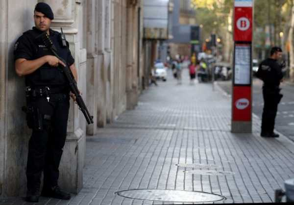 Spain Under Siege Yet Again 24