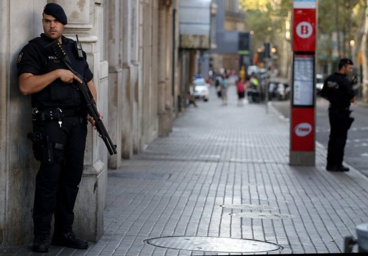 Spain Under Siege Yet Again barcelona attack