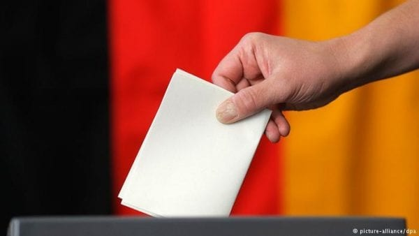 German Elections – CDU/CSU Emerge Victorious germany