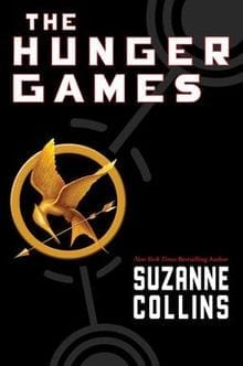 Image result for hunger games book books