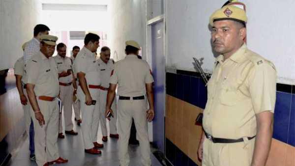 Seven YO Brutally Murdered In Gurgaon School 14