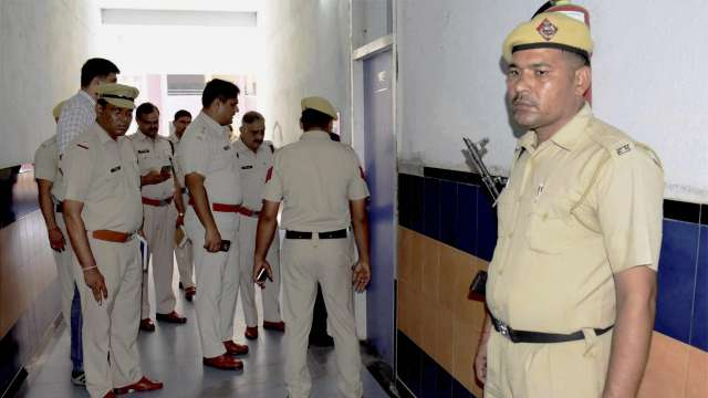 Seven YO Brutally Murdered In Gurgaon School school
