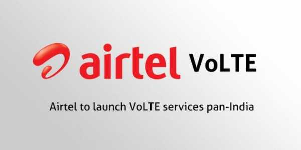 Airtel 4G VoLTE Service Up And Running 19