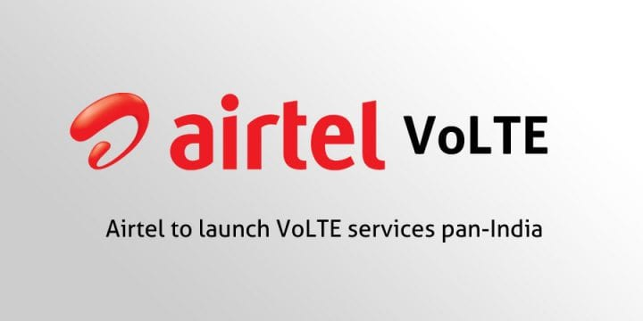 Airtel 4G VoLTE Service Up And Running airtel