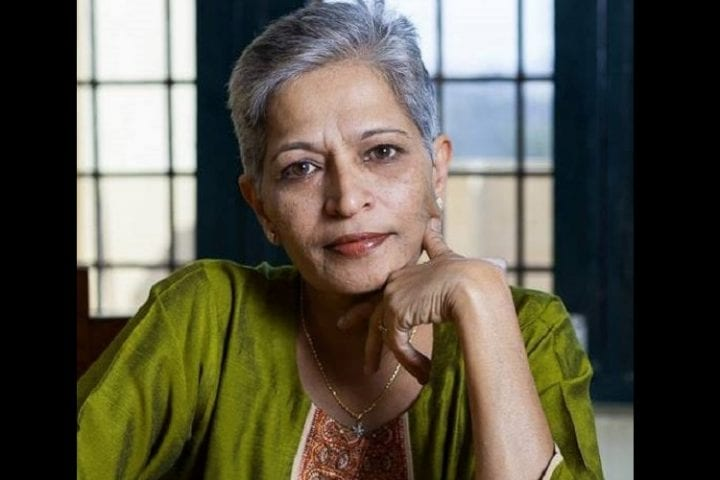 Gun Violence Claims Another Life gauri lankesh