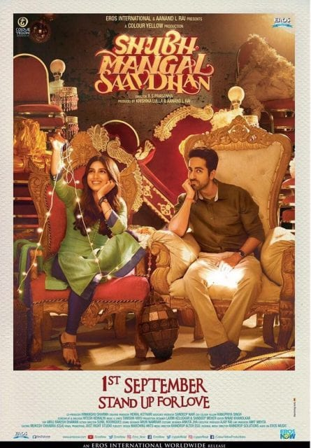 Shubh Mangal Sawdhan Offers You The Variety Which The 100-Crore Club Fails To Provide shubh mangal saavdhan