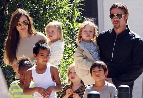 Angelina Jolie Talks About Depression Post Split From Brad Pitt brad pitt and angelina jolie