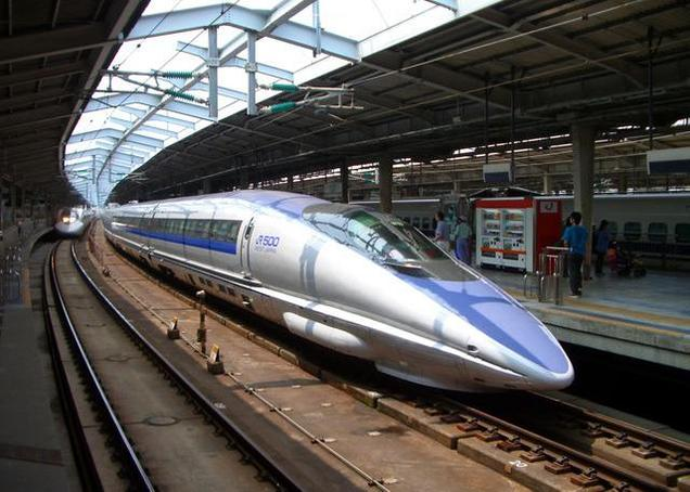 India To Have It's Very Own Bullet Train bullet train