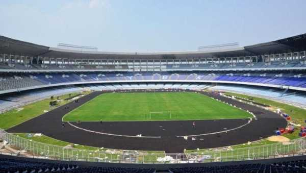 Kolkata's Salt Lake Stadium All Geared Up For The FIFA U-17 World Cup 12