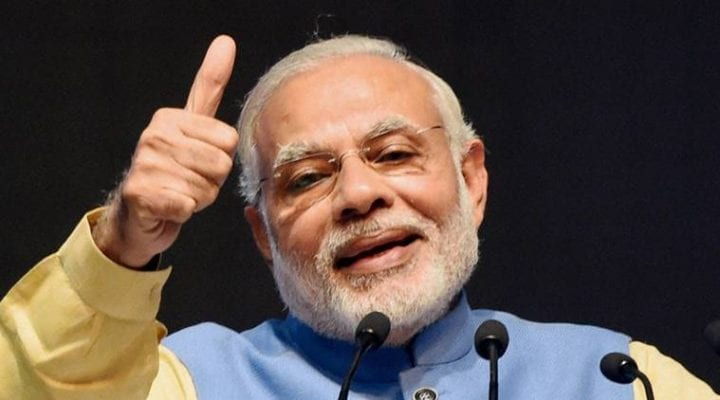 PM Modi's Birthday To Be Celebrated In Govt Schools Of Varanasi