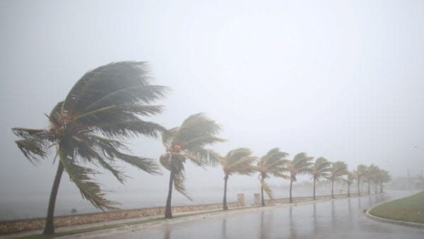 Global Warming Possible Cause For Hurricane Irma 24