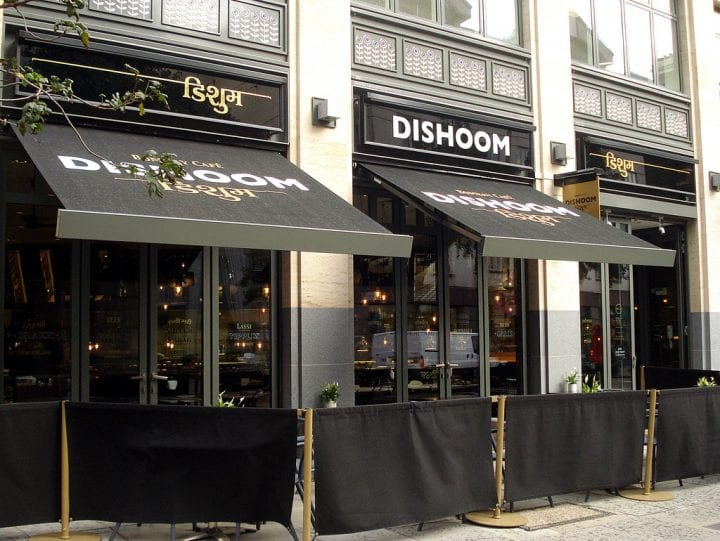 The UK's New Wave of Indian Restaurants 5