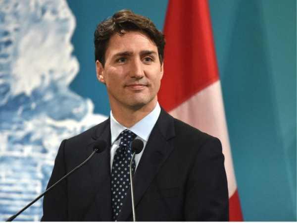 Justin Trudeau Believes In Raising His Kids As Feminists 4