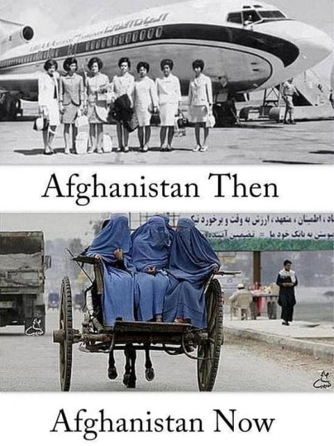 afghanistan: the country then and now afghanistan