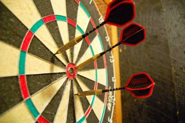 New Plymouth Hosts International Darts Tournament 12