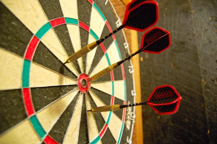 New Plymouth Hosts International Darts Tournament